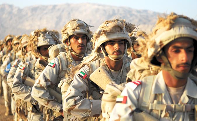 استشهاد جنديين إماراتيين في عملية