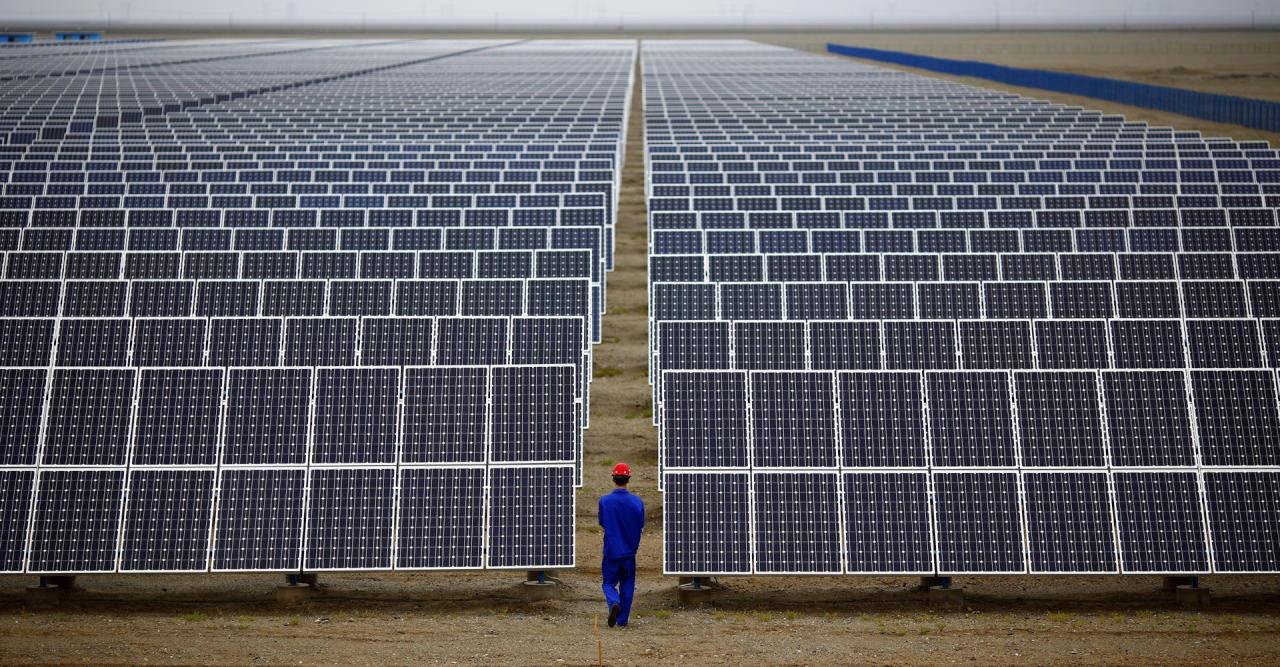 عقد بقيمة 3.8 مليار دولار لتنفيذ المرحلة الرابعة من مشروع الطاقة الشمسية بدبي