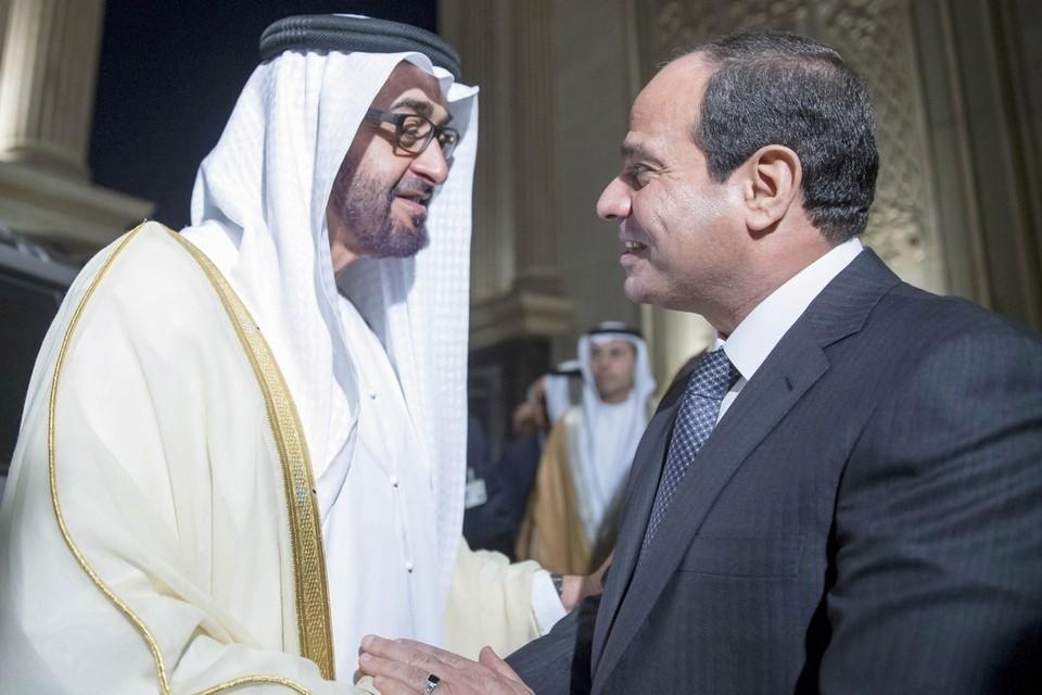 مساعي الإمارات لتحسين صورة السيسي لدى واشنطن
