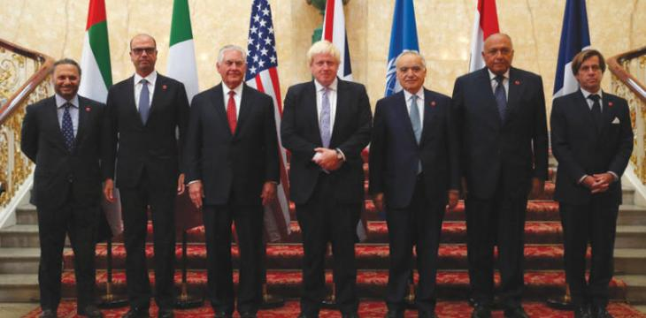 ضغوط دولية على أبوظبي و القاهرة لتسهيل الاتفاق السياسي في ليبيا