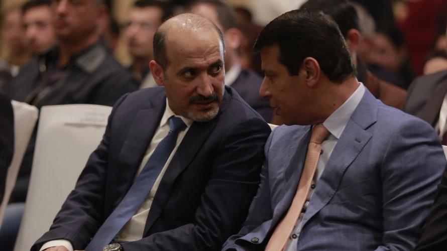 أبوظبي والدخول على خط المفاوضات في الملف السوري عبر دحلان بالتفاهم مع روسيا