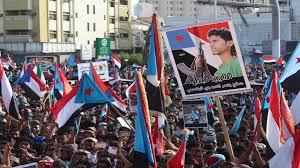 قوات الحزام الأمني المدعومة إماراتيا تقمع مسيرة احتجاجية في أبين