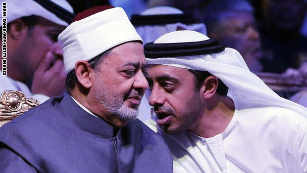 بعد غياب عن عدة مناسبات ...شيخ الأزهر يشارك في احتفالات المولد النبوي في أبوظبي