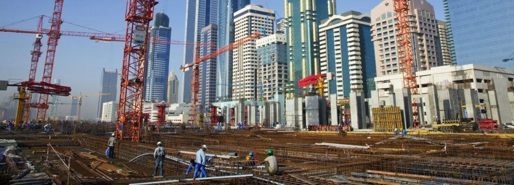 توقعات بتباطؤ اقتصاد الإمارات العام الجاري