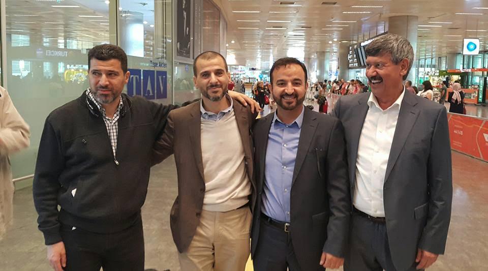 «العرادي» يصل إلى اسطنبول واستمرار حظر السفر عن بقية المعتقلين الليبيين في الإمارات