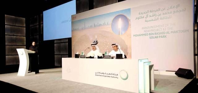 الإمارات تبني أكبر مشروع للطاقة الشمسية المركّزة في العالم