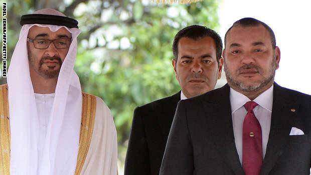 الإمارات تلعب بورقة الصحراء المغربية للضغط على الرباط لتغيير موقفها من قطر