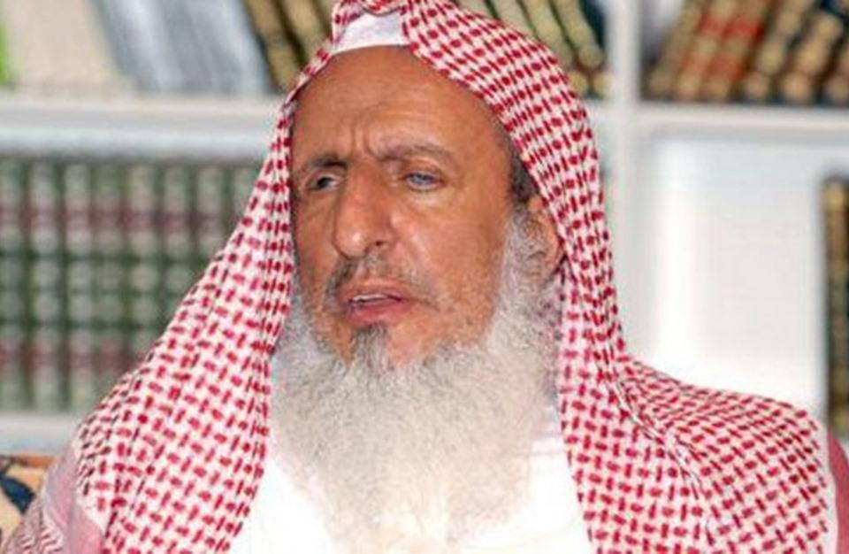مفتي السعودية لإيران: أعداء الإسلام والعقيدة وأحفاد المجوس