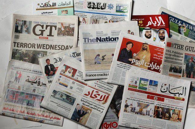 الصحافة الرسمية.. الاعتدال طوق النجاة
