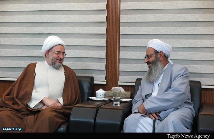 موقع إيراني: طهران ترسل وفود من قيادات سنية إيرانية للتهدئة مع الرياض وأنقرة