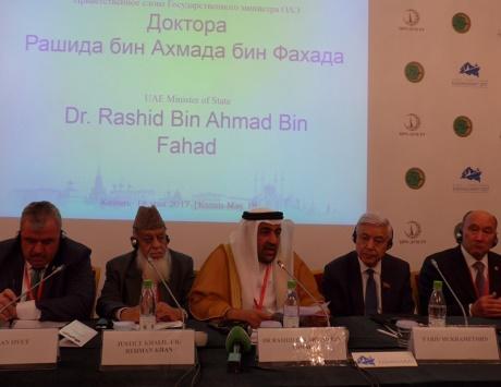 الإمارات تشارك في قمة كازان الاقتصادية في روسيا