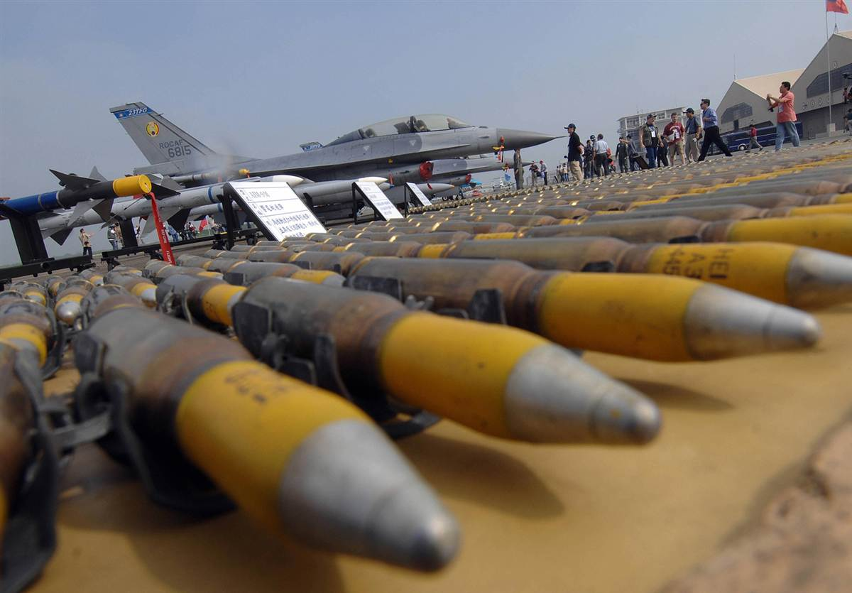 امريكا توافق على صفقات سلاح بـ 40 مليار دولار لدول خليجية خلال الشهرين الماضيين
