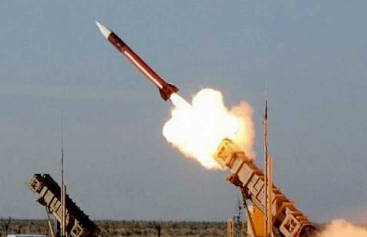قوات التحالف تعترض صاروخا جديدا أطلقه الحوثيون باتجاه السعودية