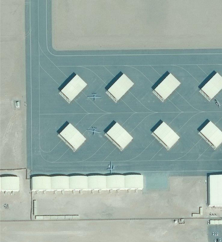 قاعدة عسكرية إماراتية سرية على الحدود مع السعودية وسلطنة عمان