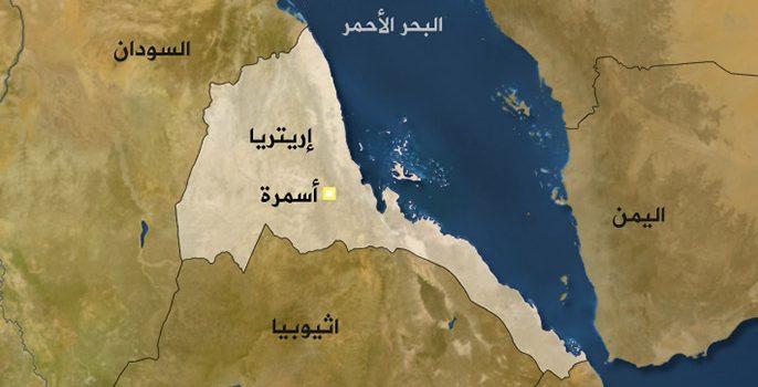تحركات مصرية وإماراتية لدعم أرتيريا ضد السودان