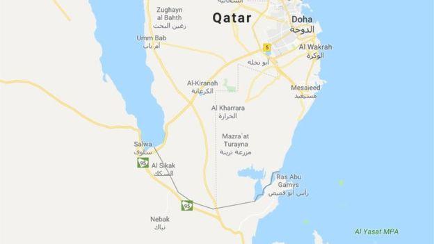 خلفان يشيد بمشروع سعودي لإلغاء الحدود البريةمع قطر عبر قناة بحرية