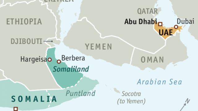 الإمارات تخسر ملايين الدولارات في بلد لا يعترف به أحد: أرض الصومال