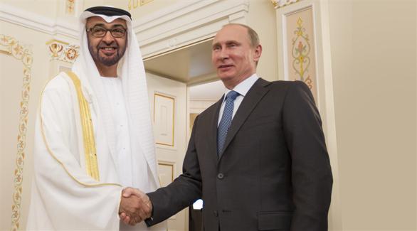 محمد بن زايد يلتقي بوتين الجمعة في موسكو