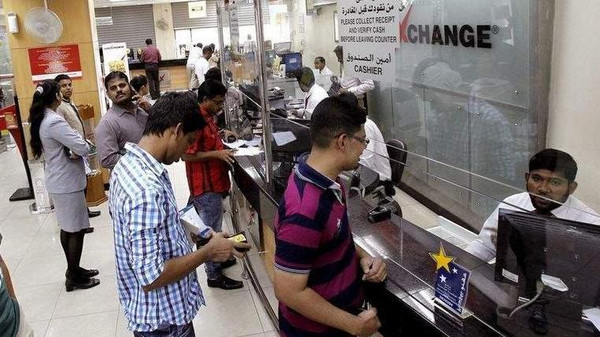 ارتفاع تحويلات الأجانب من الإمارات إلى 17.4% خلال الربع الأول من 2018