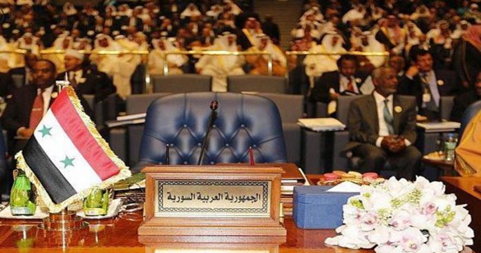 الامارات: طرد سوريا من جامعة الدول العربية كان خطأ