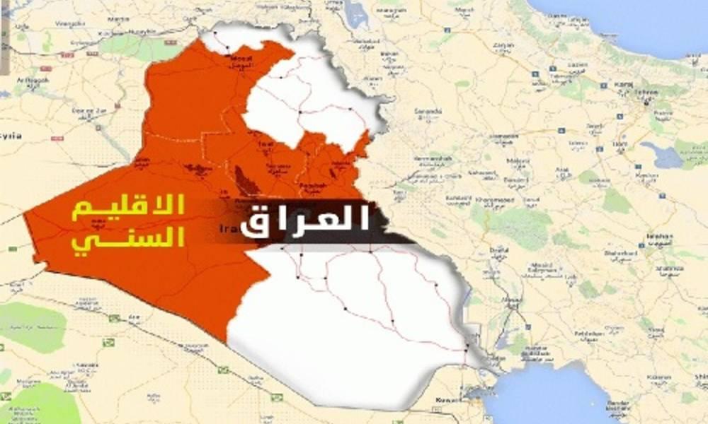 إتهامات لأبوظبي برعاية مشروع لتقسيم العراق وإنشاء أقليم سني