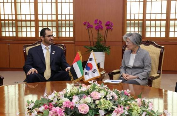 الإمارات وكوريا الجنوبية تبحثان تعزيز التعاون في الاقتصاد والطاقة