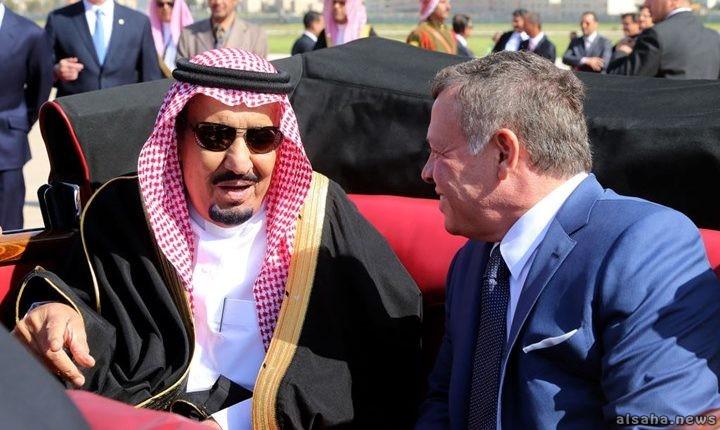 الملك سلمان يدعو لاجتماع سعودي إماراتي كويتي لبحث دعم الأردن اقتصاديا