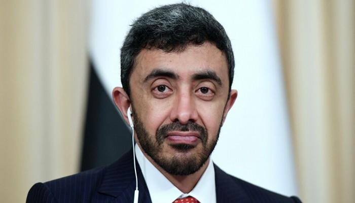 الإمارات ترفض المخططات الإسرائيلية لضم أراض فلسطينية