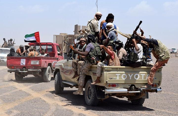 ترتيبات إماراتية عسكرية جديدة لتقسيم تعز في اليمن