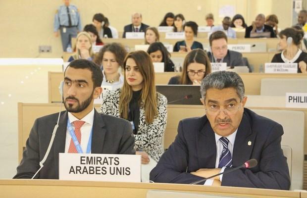 الإمارات تطالب بتنفيذ القرارات الأممية لوقف الاستيطان الإسرائيلي
