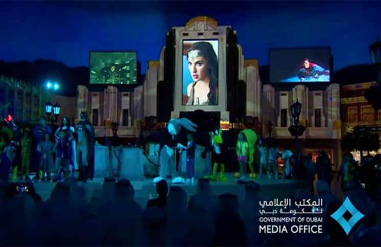 مسؤول إسرائيلي يحتفي بظهور ممثلة إسرائيلية في فيديو ترويجي لمدينة ترفيهية بأبوظبي