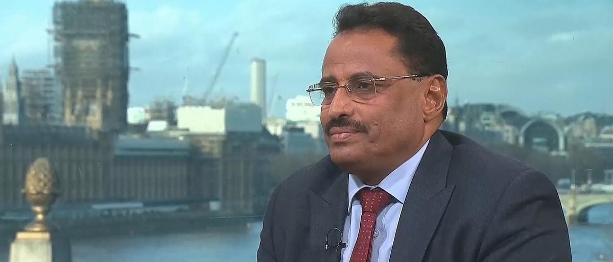 وزير النقل اليمني: مصالح مشتركة بين الإمارات والحوثيين ولا نستبعد وجود تعاون بينهما