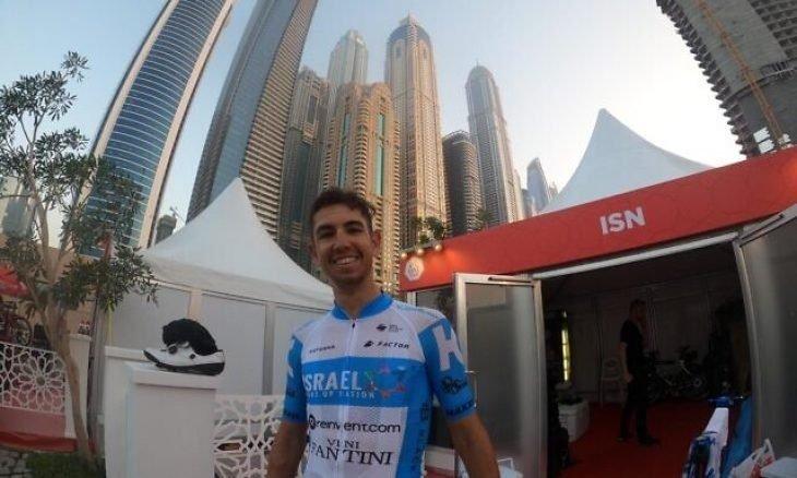 الإمارات ترحب بالمشاركة الإسرائيلية في سباق للدراجات الهوائية في دبي