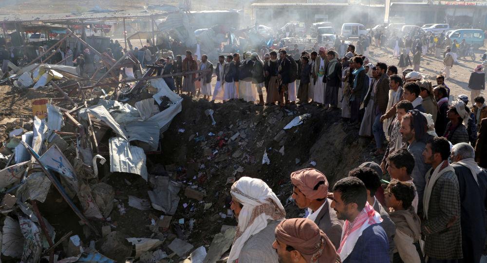 مقتل عشرة جنود يمنيين في غارة للتحالف العربي في اليمن
