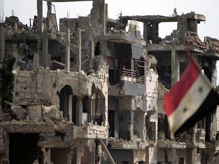 الإمارات تتعهد بـ50 مليون دولار لإعادة إعمار شرقي سورية