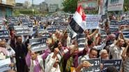 أدوات الإمارات تصعّد الفوضى في تعز و تواصل التصادم مع  الحكومة اليمنية الشرعية