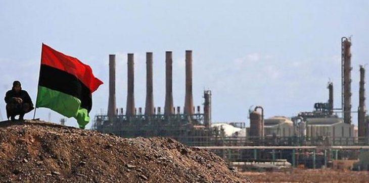 ليبيا تطالب الإمارات بإجراءات رادعة ضد متورطين بسرقة نفطها