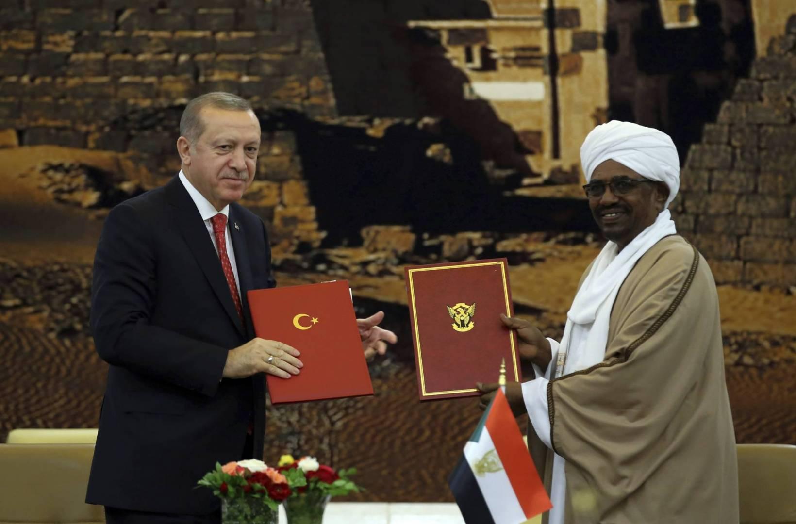 اتفاقيات اقتصادية جديدة بين تركيا و السودان...حلقة جديدة من صراع النفوذ مع الإمارات ومصر