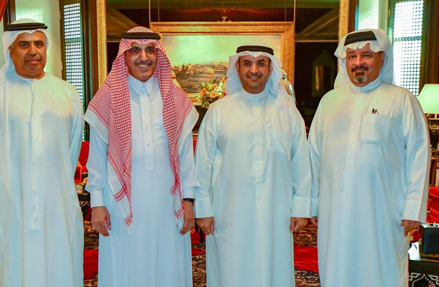 تأكيد سعودي إماراتي كويتي على دعم الاستقرار المالي للبحرين
