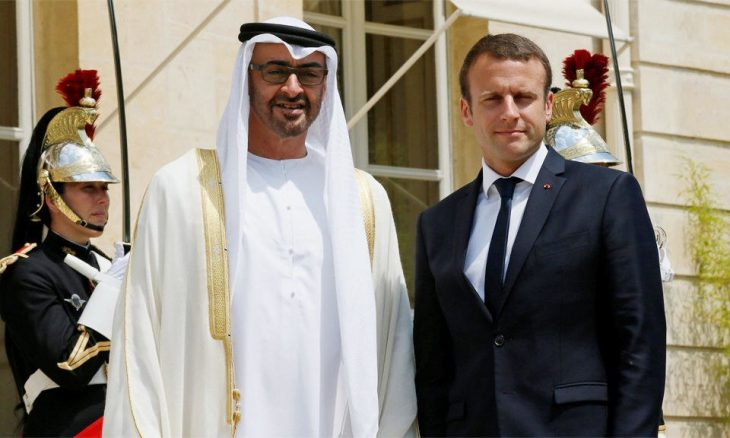 صحيفة فرنسية: باريس باعت باتفاق سري فرقاطتين إلى الإمارات بـ 750 مليون يورو