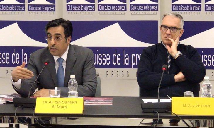 قطر تكشف من جنيف عن تقرير حول 745 انتهاكاً إماراتياً لقرار محكمة العدل الدولية خلال 6 أشهر