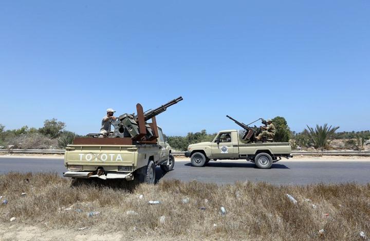 CNN: الإمارات والسعودية تدعمان هجوم حفتر ضد طرابلس بـ 200 مليون دولار