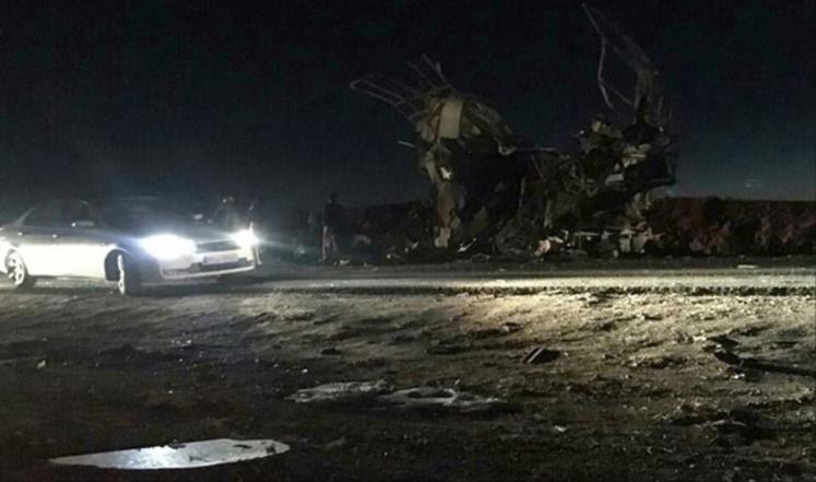 إيران تتهم دول بالمنطقة بالتورط في هجوم سقط فيه عشرات القتلى والجرحى من الحرس الثوري