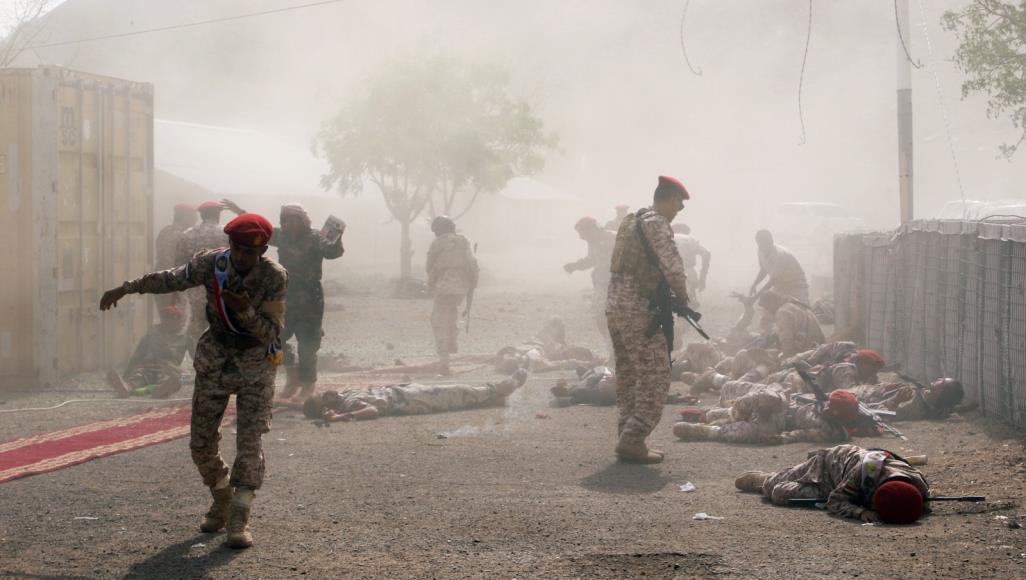 مقتل العشرات في هجوم على قوات الحزام الأمني بعدن...والحوثيون يتوعدون حلفاء الإمارات جنوب اليمن