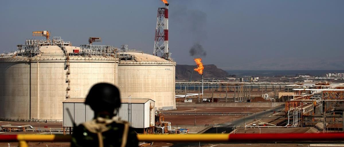 توقف ضخ وإنتاج النفط في شبوة اليمنية بعد اشتباكات بين محتجين وقوات موالية للإمارات