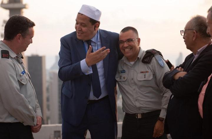 حركة حماس تستنكر زيارة رئيس مؤسسة إسلامية فرنسية مدعومة إماراتياً إلى (إسرائيل)