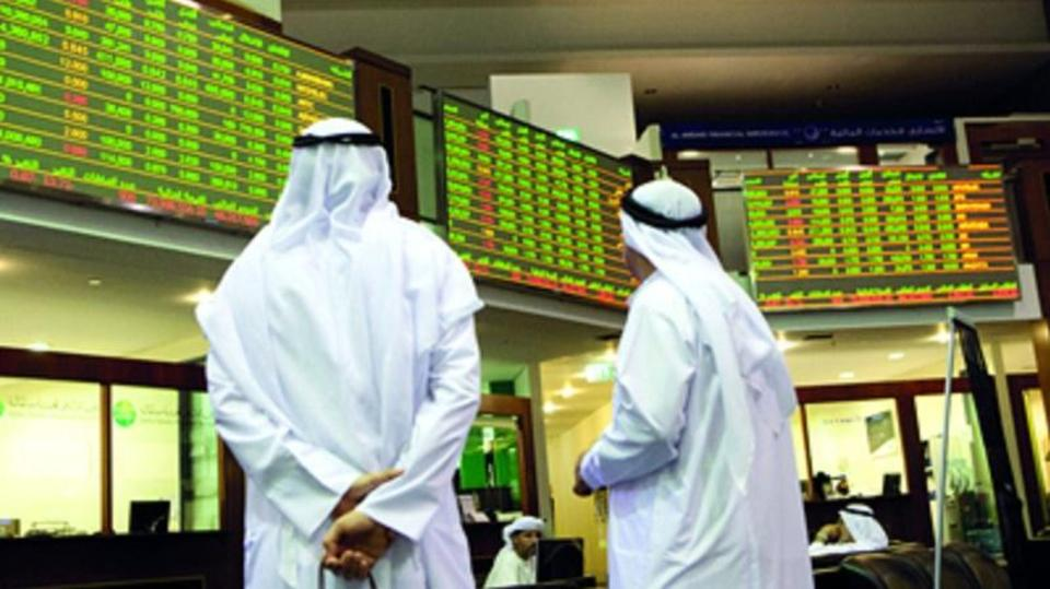 الخسائر تسيطر على بورصتي الإمارات والسعودية