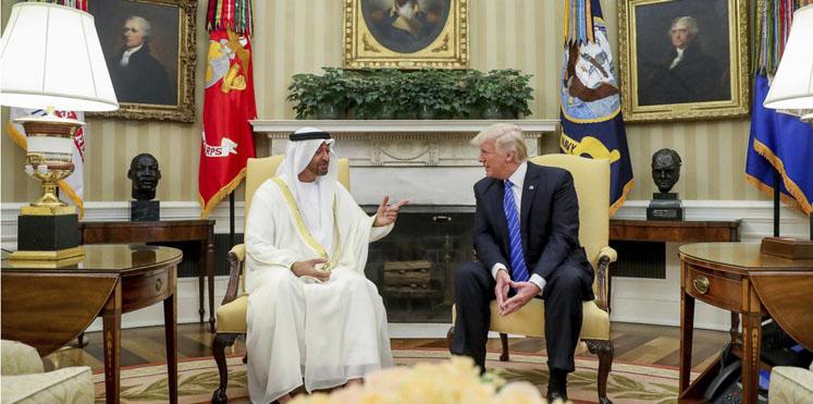 حملة يقودها مقرب من السعودية والإمارات في واشنطن للتأثير على السياسة الأمريكية تجاه البلدين