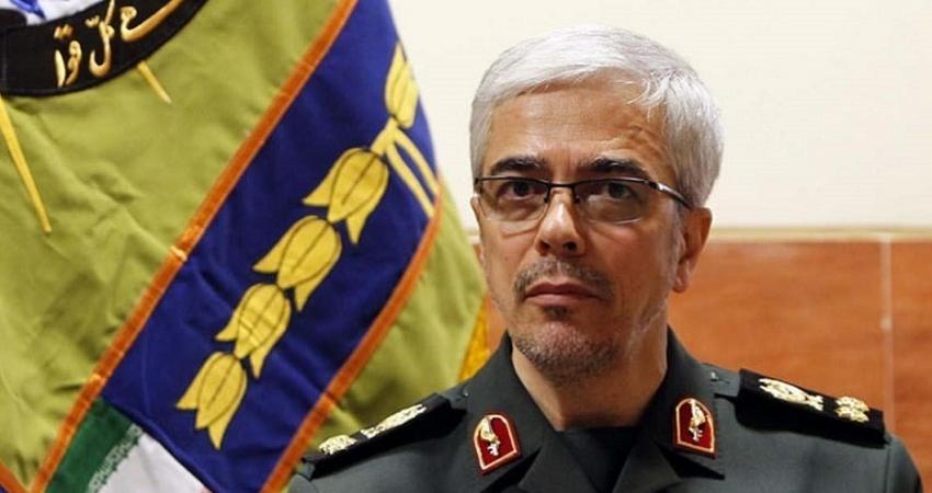 قائد الجيش الإيراني يتهم الإمارات والسعودية بالوقوف خلف هجوم زهدان