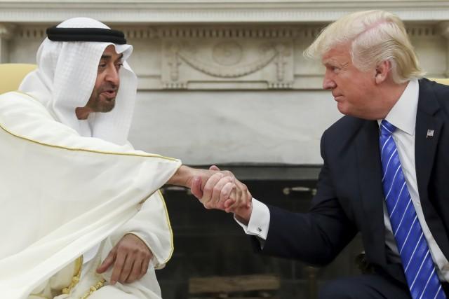 الدور المهيمن لدولة الإمارات في السياسة الخارجية لإدارة ترامب